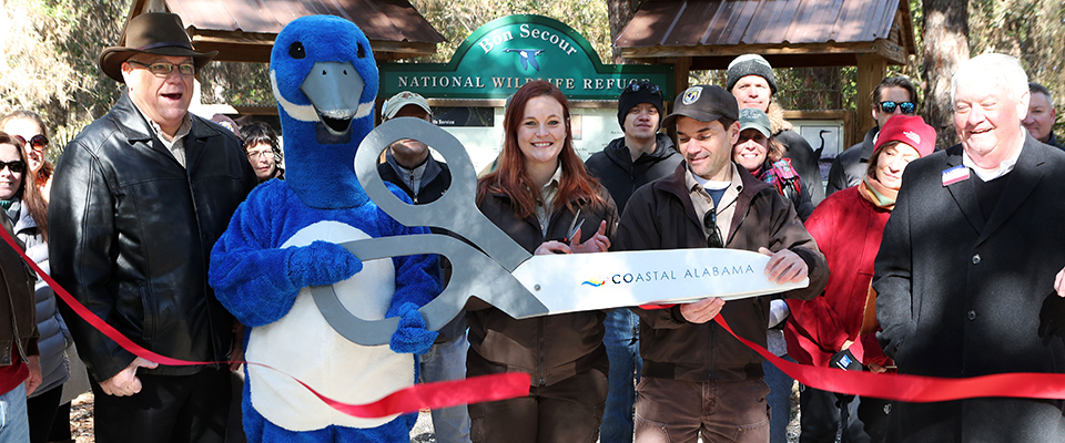 Trail Reopening Event Highlights Significance of Ecotourism in Gulf